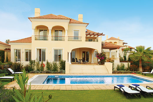 Holiday Golf Villas Portugal For Sale