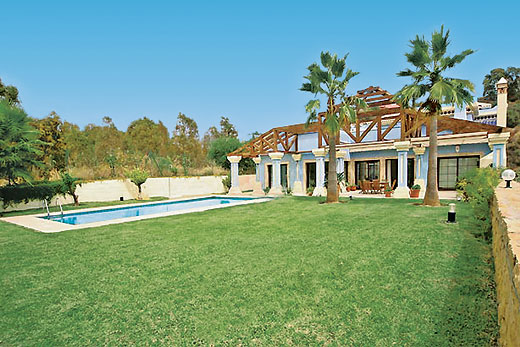 Olebe in Mijas Golf Resort > Costa del Sol | Villa details