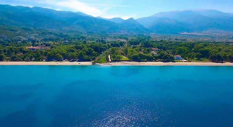 Villas in Olympus Riviera | James Villa Holidays