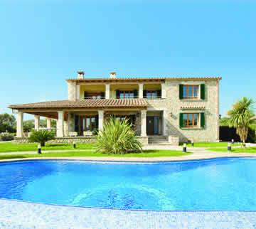 Villa Padilla in Polensa, Mallorca