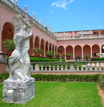 The Ringling Museum in Florida