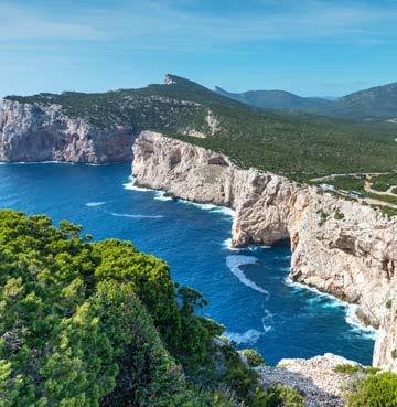 Capo Caccia in Sardinia