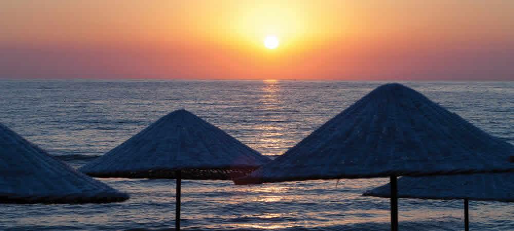 Playa del Cristo beach