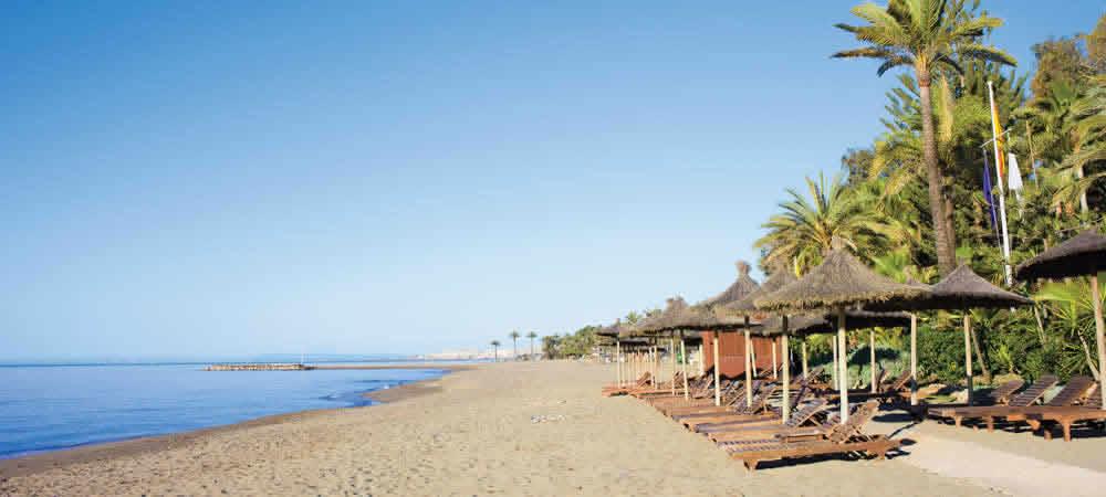 Playa Nagüeles beach