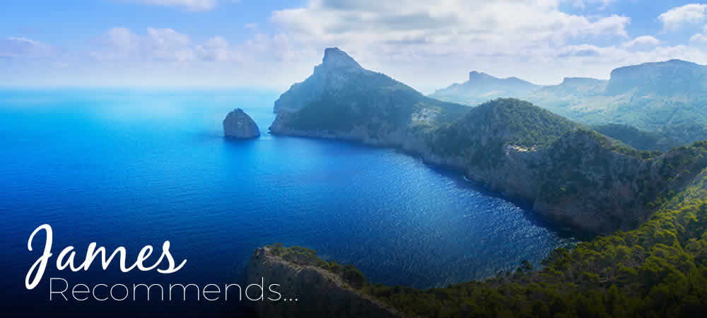 Cap Formentor on Mallorca's northern peninsula