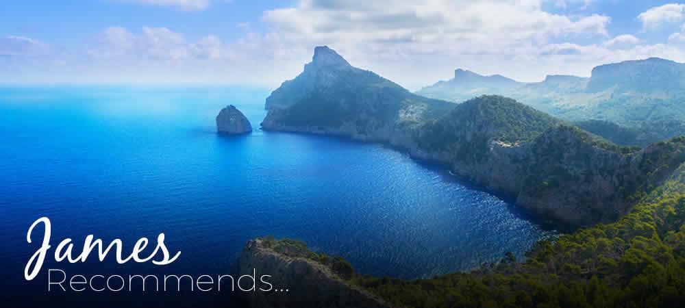 Cap Formentor on Mallorca's northern peninsula