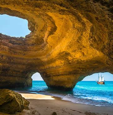 Benagil Cave, Algarve