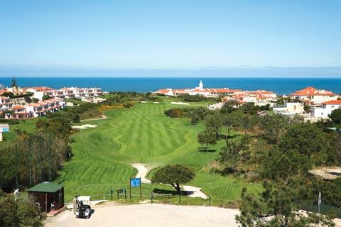 Portuguese Golf Course on The Silver Coast