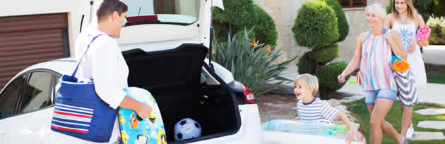Car Hire with your James Villa Holiday