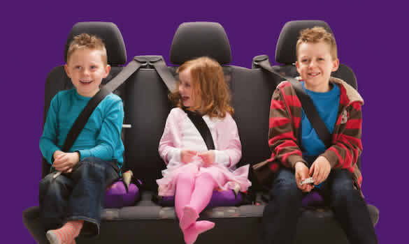 Bubblebum Car Seats