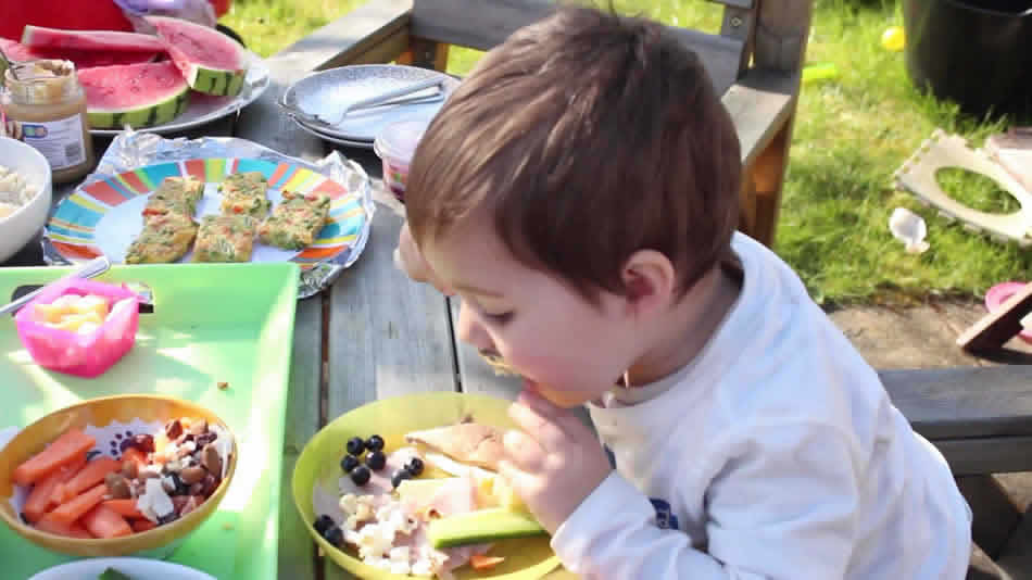 Fussy eater video