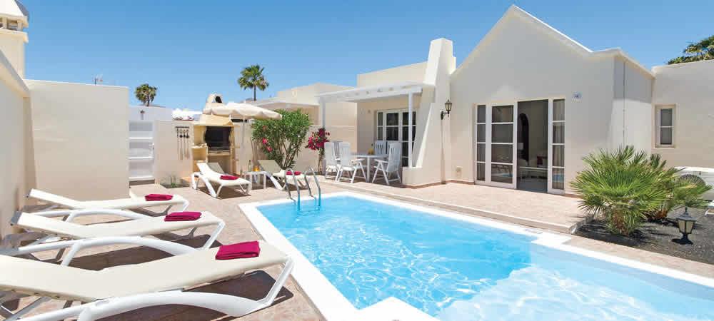 Villa Casita Luis in Matagorda, Lanzarote