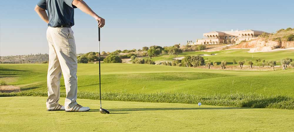 Oceanico Faldo golf course in Amendoeira Golf Resort, the Algarve