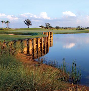 The Jack Nicklaus Course at Reunion Resort, Orlando, Florida