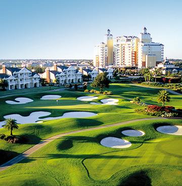 Reunion Resort and Golf Courses in Orlando, Florida