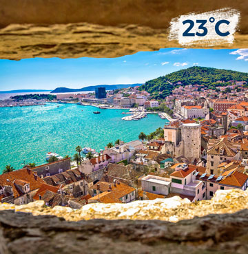 The iconic Old Town of Dubrovnik