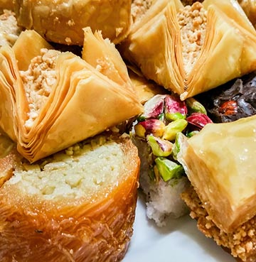 Image of baklava