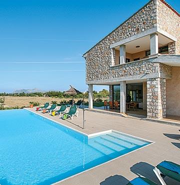 Villa La Vinya Gran in Mallorca