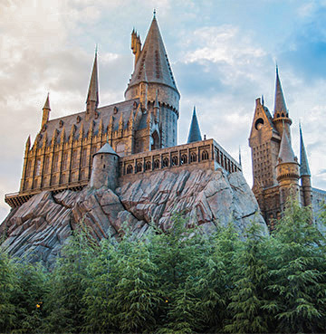 The Wizarding World of Harry Potter™ at Universal Studios, Orlando