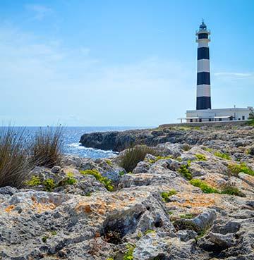 Cap d'Artrutx Lighthouse