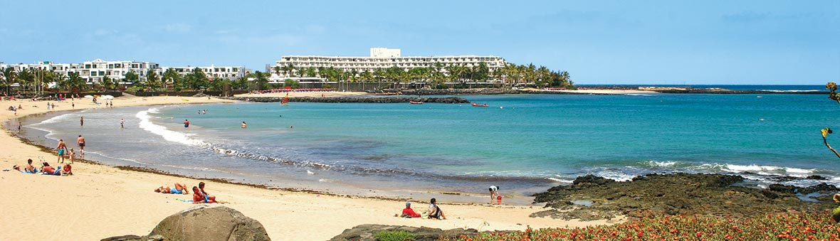 Holiday with us in Costa Teguise