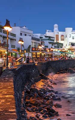 Nightlife in Playa Blanca Image