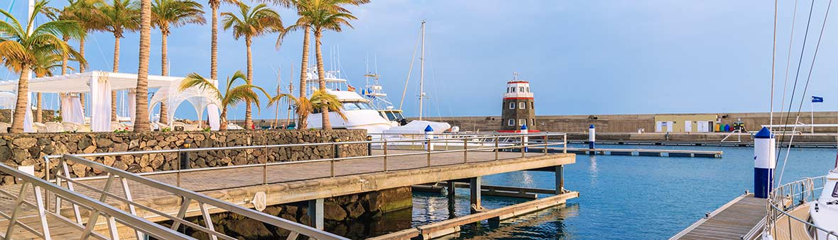 Holiday with us in Puerto Calero
