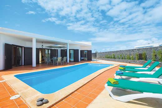 Villa Alexis Villas Blancas Playa Blanca