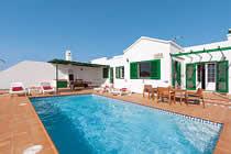 Brenas in Lanzarote - Villa Holidays