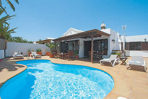 Canada In Matagorda Lanzarote Villa Details