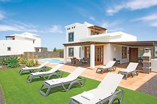 We love 2018 villas