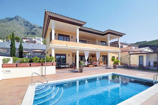 casa grande in roque del conde tenerife villa details