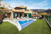 Villa Maria with pool