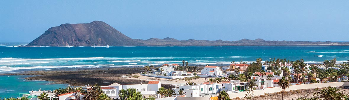 Holiday with us in Corralejo