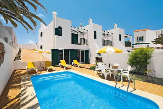 Bellavista In Corralejo Gt Fuerteventura Villa Details