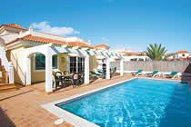 Fairways in Fuerteventura