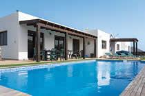 Horizonte in Fuerteventura - Villa Holidays