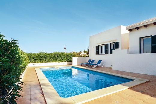 James Villas Menorca >> Bini S'Aigo in Binibeca > Menorca   Villa details