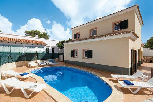 Genestar in Cala Blanca > Menorca | Villa details