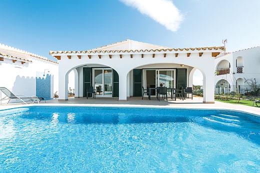 James Villas Menorca Arenal D En Castell