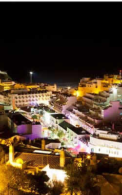 Nightlife in Albufeira Image