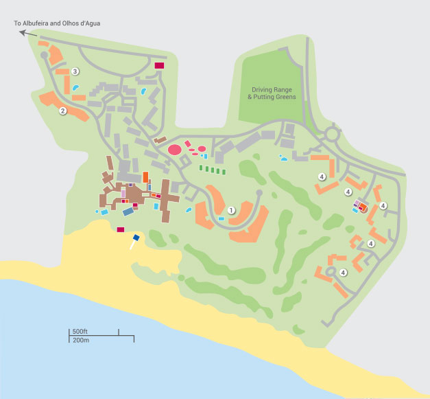 Pine Cliffs Resort in Algarve  Holiday Resorts