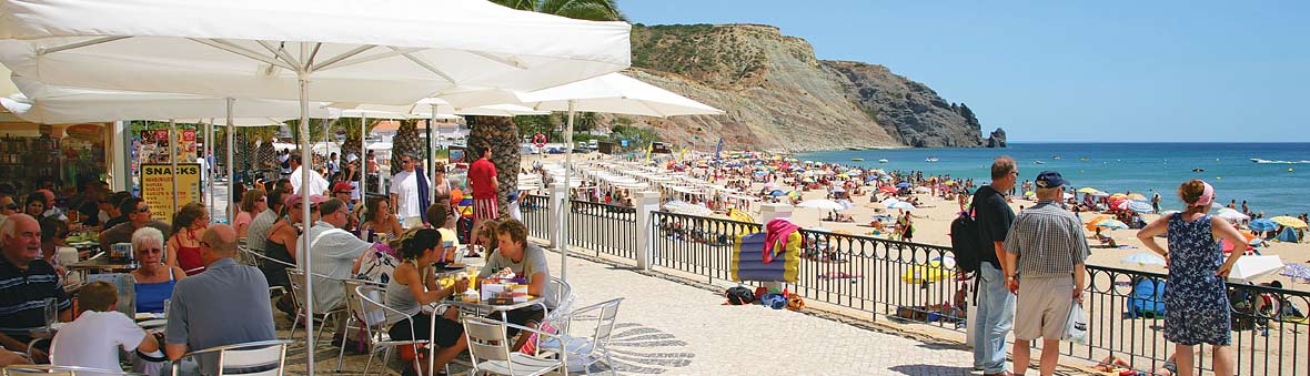 Holiday with us in Praia da Luz