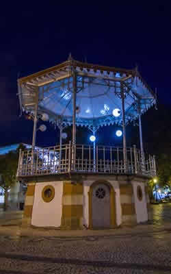 Nightlife in St. Barbara De Nexe Image