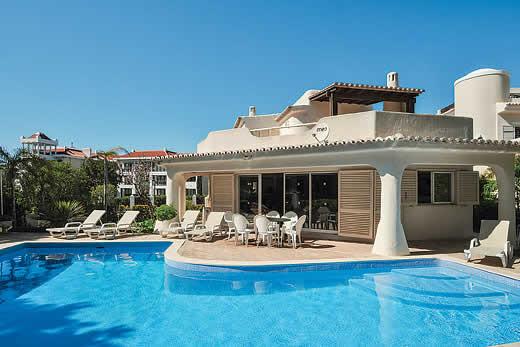 Villa Hilton In Vilamoura Algarve