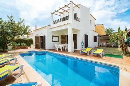 Villas in Vilamoura | James Villas