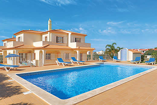 Villa Holidays In Portugal With Flights