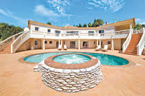 Villa Vista in Algarve