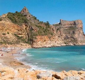 Playa Moraig