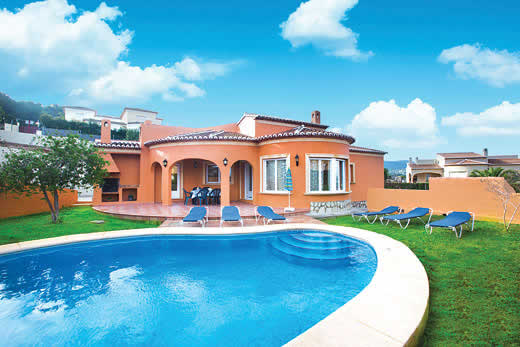 Pomelo in Javea > Costa Blanca | Villa details